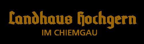 Landhaus Hochgern im Chiemgau